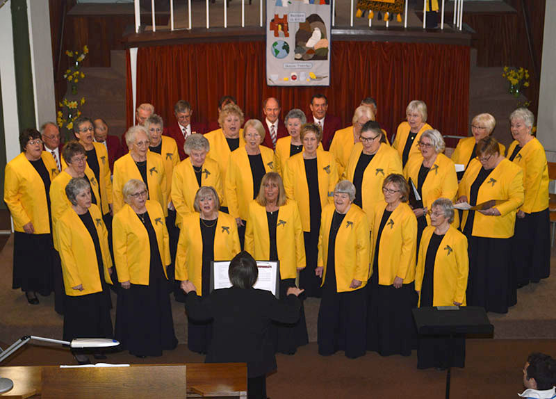Torpoint Lady Singers